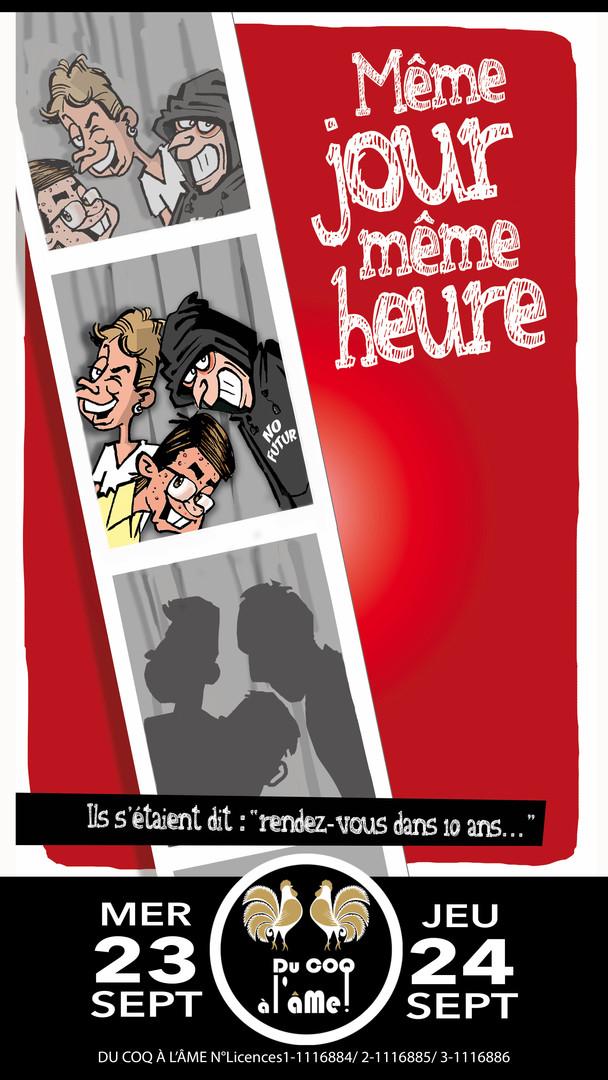 Même jour même heure _ Café-théâtre Du C