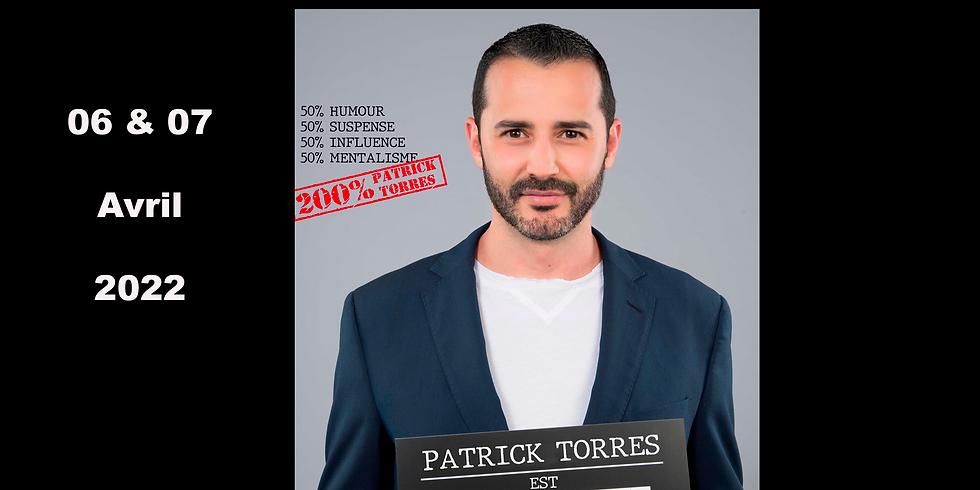 Café-Théâtre / Patrick Torres est déconfiné