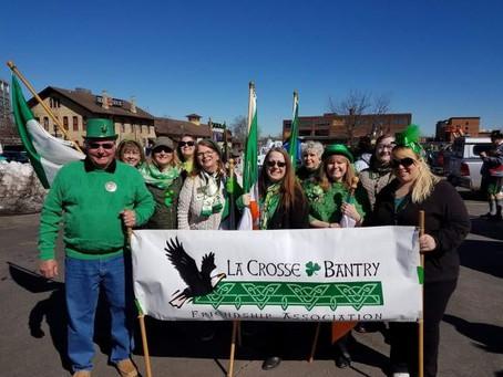 Saint Patrick's Day parade
