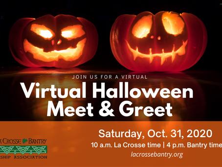 Halloween Meet & Greet with Bantry Historian Hazel Vickery