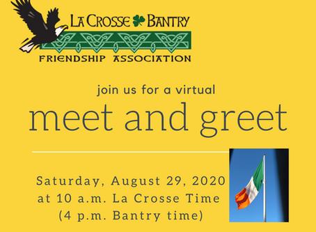 Bantry-La Crosse Meet & Greet