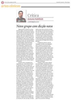 Jornal do Comércio | Crítica