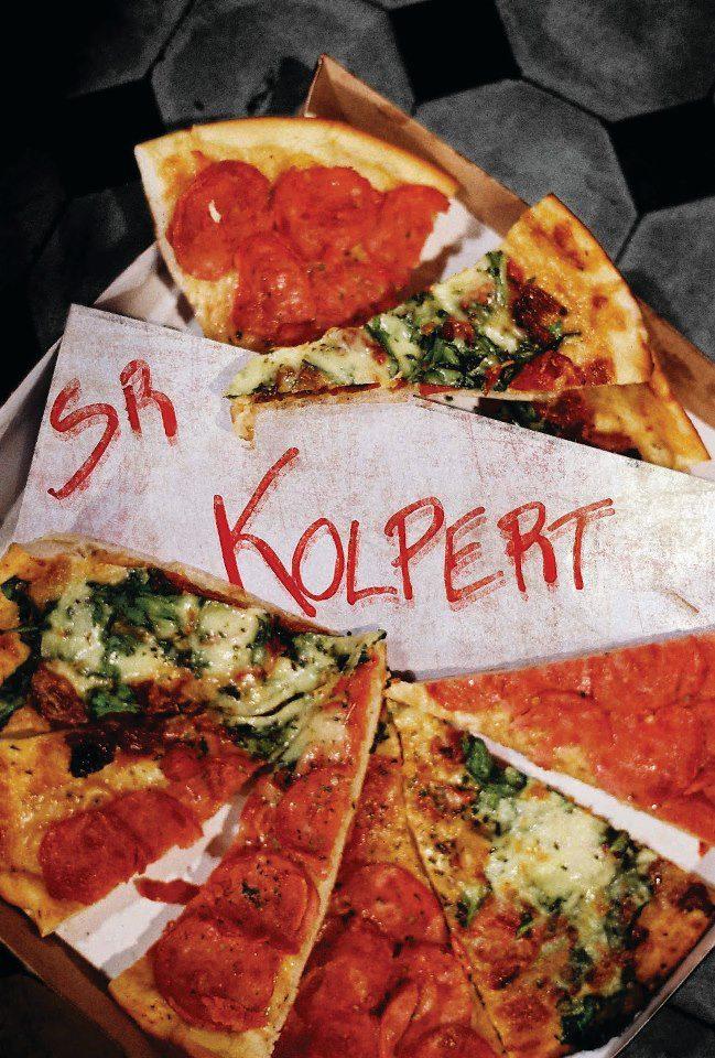 Sr. Kolpert - Arte