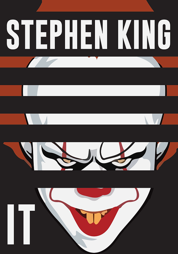 'It' Book Cover (2)