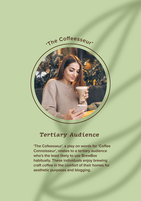 Tertiary Audience