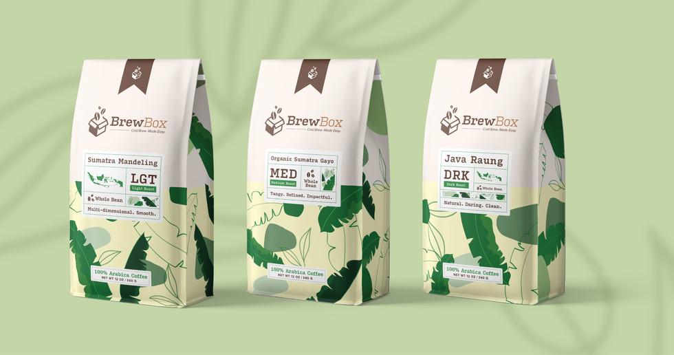 Indonesian Bean Packaging