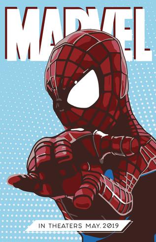 Marvel Movie Poster Teaser