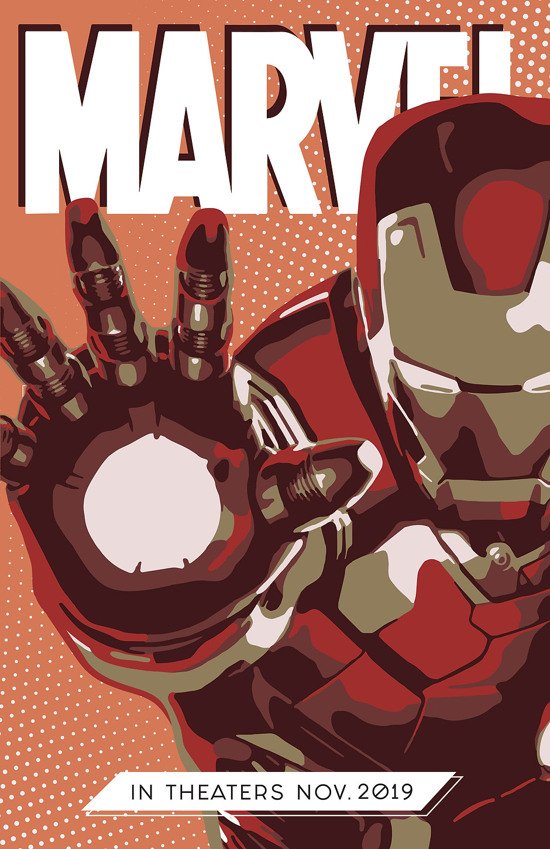 Ironman Movie Poster