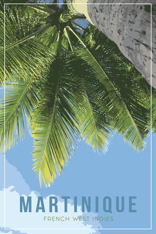 Martinique Postcard