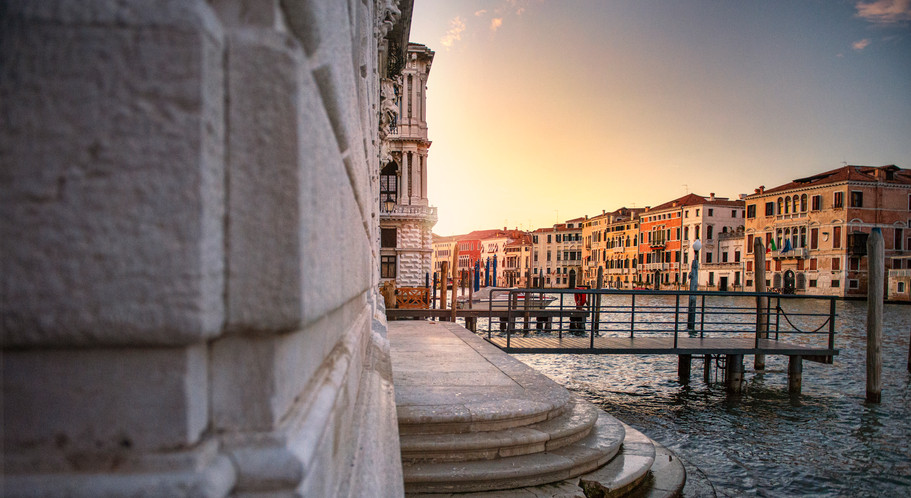 Landscape of Venice, Italy