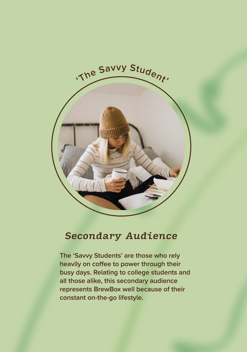 Secondary Audience