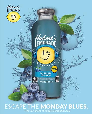 Hubert's Lemonade Magazine Ad