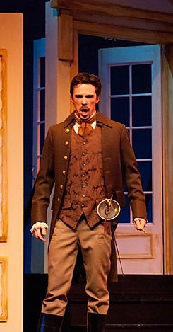 David Diston Baritone Count Almaviva