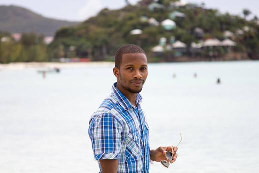 Julz in Antigua