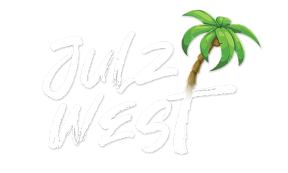 Julz West - logo 2019 (high res) - shado