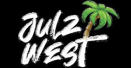 Julz West - logo 2019 (high res) - shado