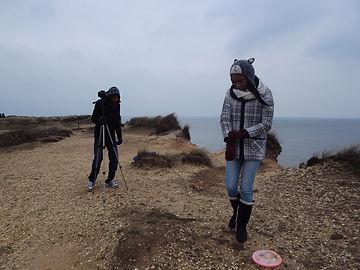 julz west la beach single bts behind the scenes music video nasa