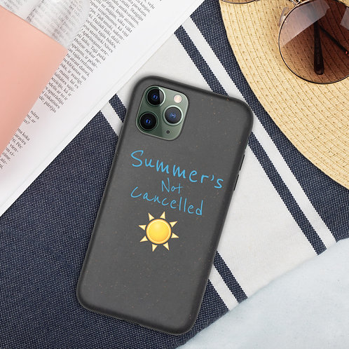 Summer's Not Cancelled - Biodegradable phone case
