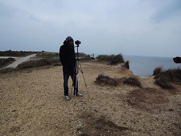 julz west la beach single bts behind the scenes music video cliff