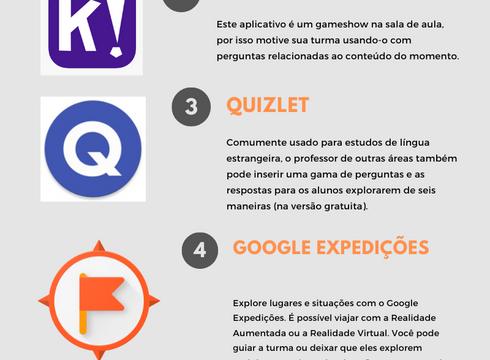 6 aplicativos para a sala de aula  (e fora dela)