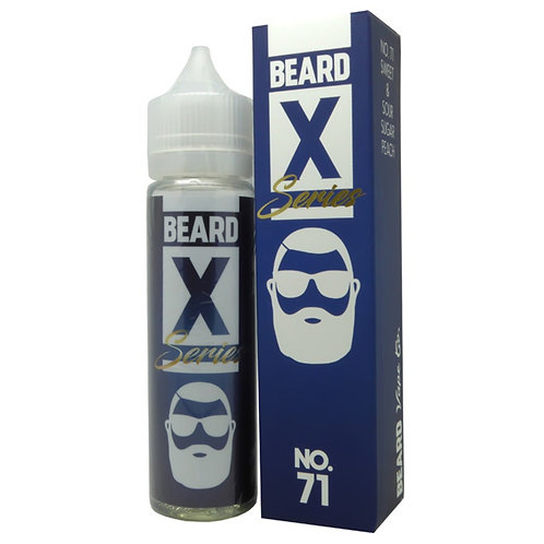Beard Vape Company eLiquid 50ml