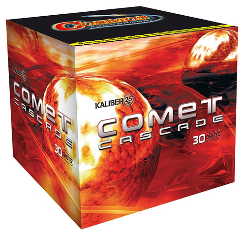 Comet Cascade