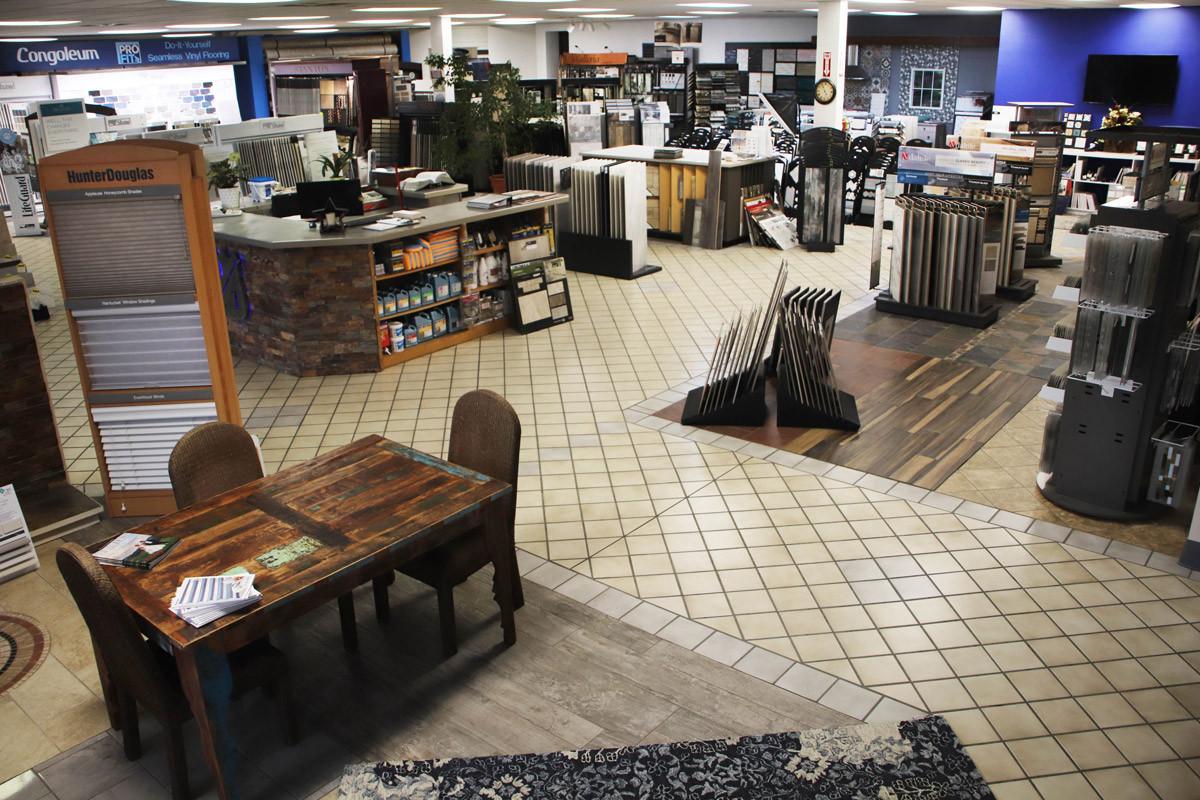 Dehart Tile Showroom