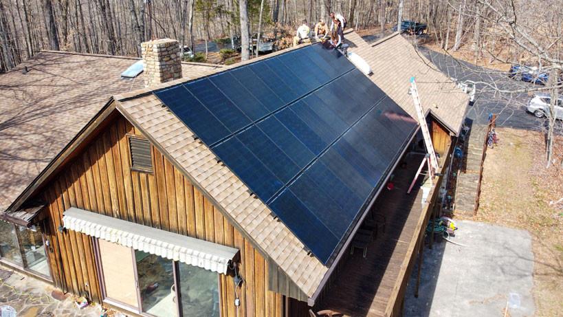 Solar Daleville, VA