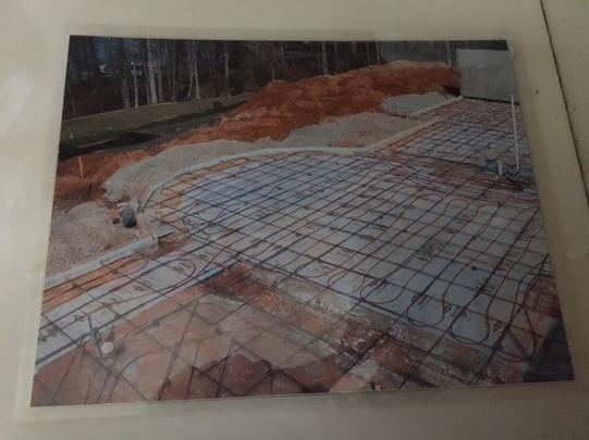 Radiant Floor Layout