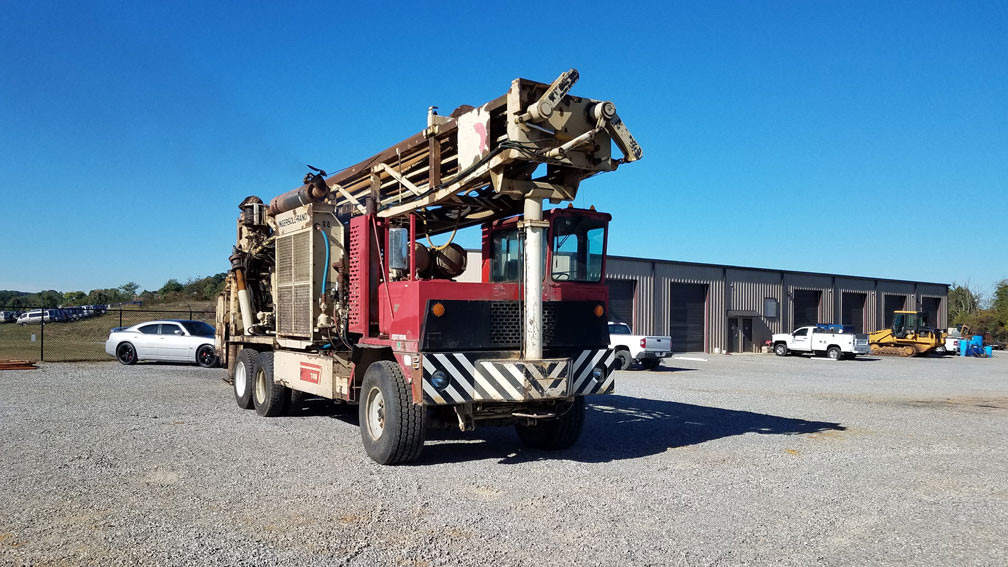 Haynes Well Truck