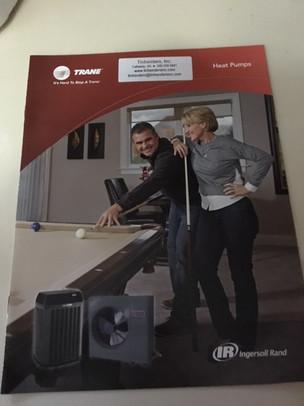 Trane Heat Pump Brochure