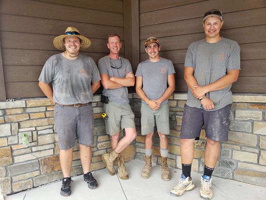 Setter Construction Crew