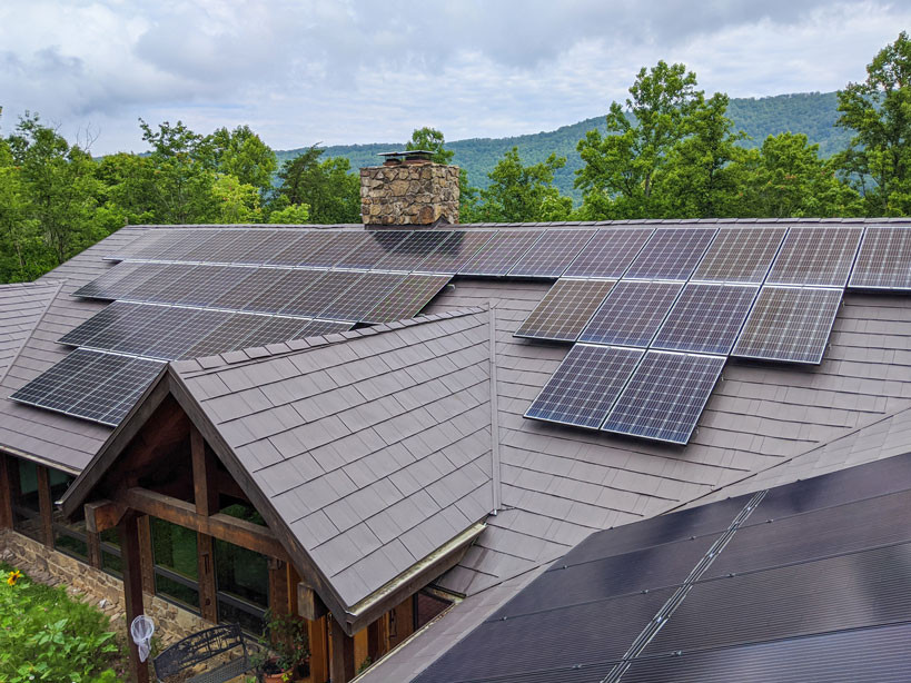 Rooftop Solar Giles County