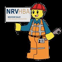 NRVHBA lego person