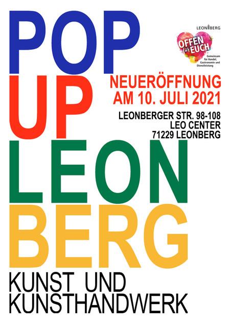 POP UP LEONBERG