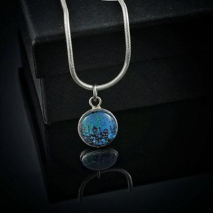 925 Sterlingsilber Halskette