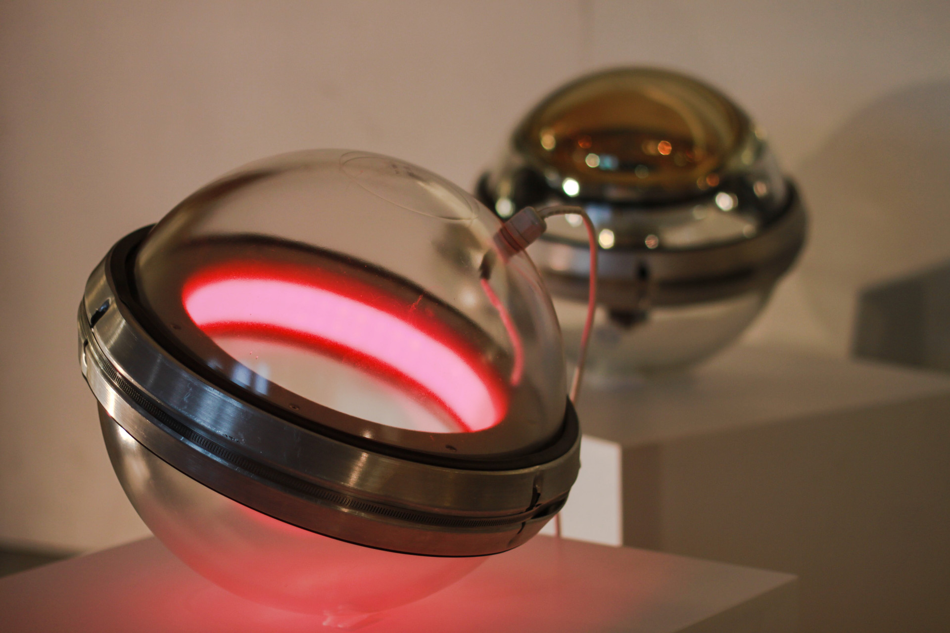 Custom LED DOM with Original DOM with sensor
