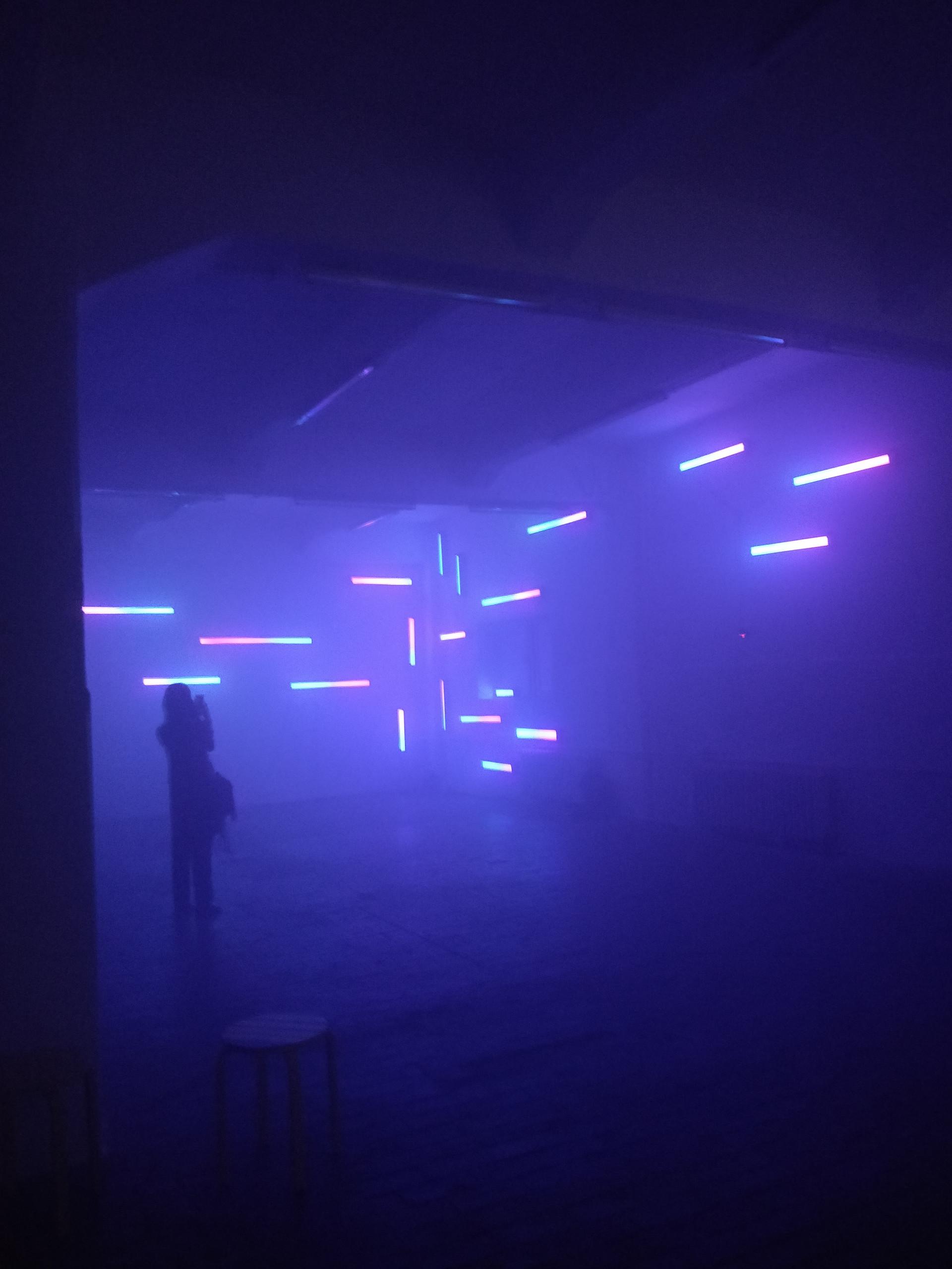 Main-Hall '  igt20' Installation