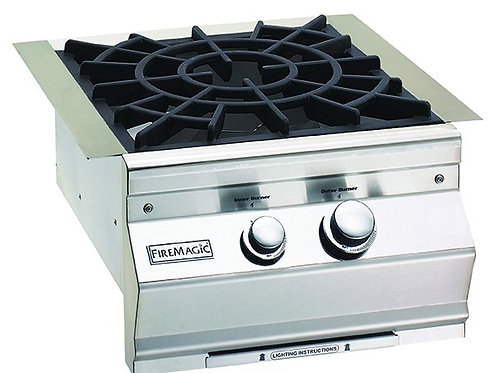 ECHELON DIAMOND BUILT-IN POWER BURNER LP CAST IRON GRID Item: FM194B2P0