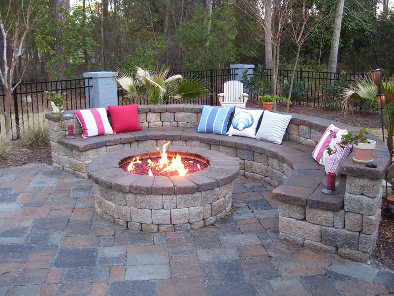 Outdoor Fireplace Fire Pits Freedom Living San Antonio