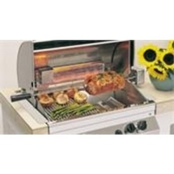 "ROTISSERIE KIT FOR 24"" AOG GRILL Item: AOGRK24"