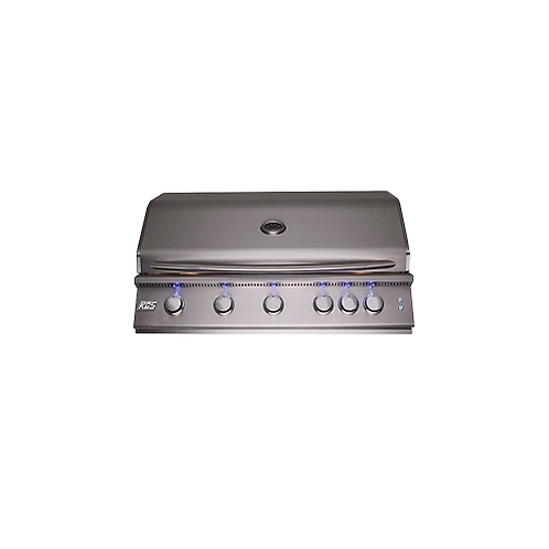 "PREMIER 40"" GRILL W/BLUE LED LIGHTS Item: RJC40AL"