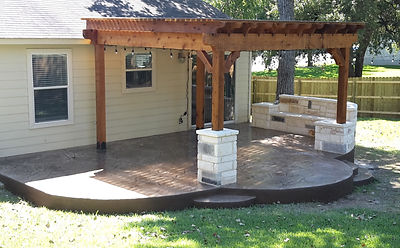 Decks and Patios | San Antonio TX | Freedom Outdoor Living