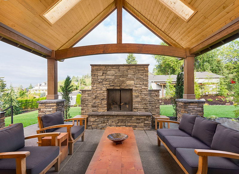 outdoor-patio-cover-stone-fireplace-stam