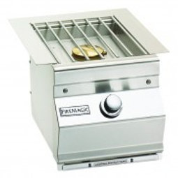 SINGLE SIDE BURNER-AURORA STYLE BUILT-IN Item: FM3279L1