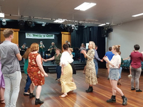 Fundraising Dance with Wattle 'N' Gum Bush Band!