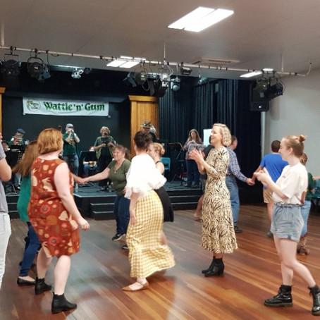 Fundraising Dance with Wattle 'N' Gum Bush Band!