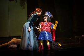 Fiona meets Farquaad