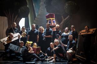 Shrek's Backstage Crew