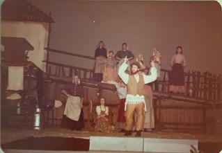 Fiddler on the Roof 1984_Bernie Lanigan.
